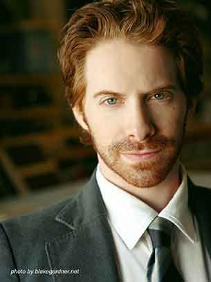 Seth Green  - Photo by Blake Gardner