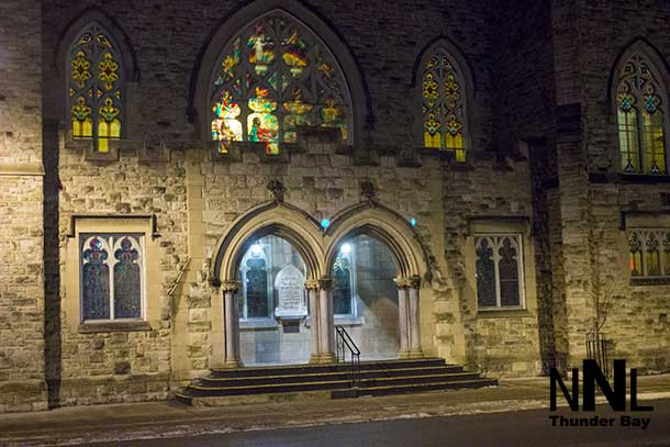 St Patricks Cathedral - Donald Street East in Thunder Bay