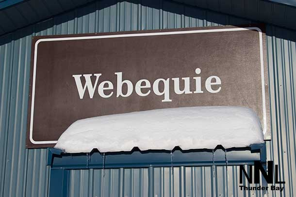 Webiquie First Nation