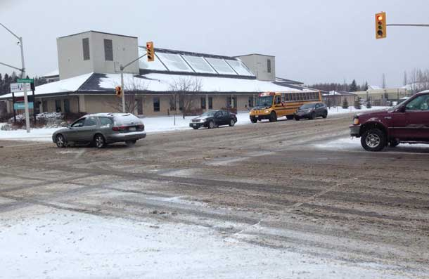 Thunder Bay Police are seeking witnesses to an accident that happened on Monday
