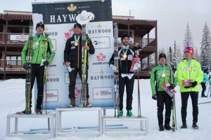 Thunder Bay Skiers were on their game in the NORAM Races in British Columbia