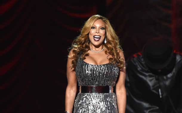 Host Wendy Williams speaks onstage during the 2014 Soul Train Music Awards at the Orleans Arena in Las Vegas, Nevada. (Photo by Ethan Miller/BET/Getty Images for BET)