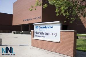 Confederation College Shuniah Building