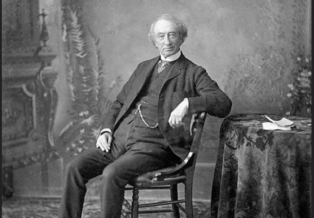 Prime Minister John A. MacDonald