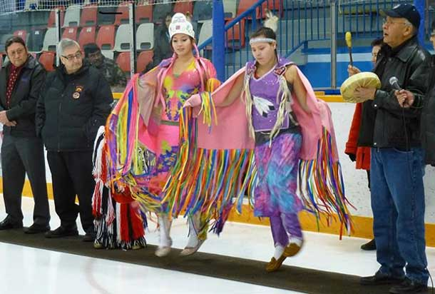 Little Bands Hockey Native Hockey Tournament is set to go in Dryden
