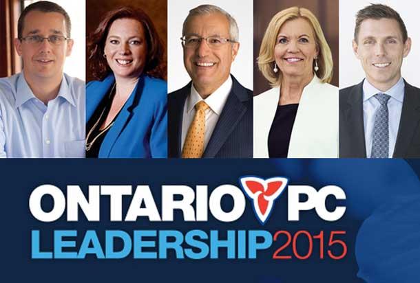 Ontario Progressive Conservative Race