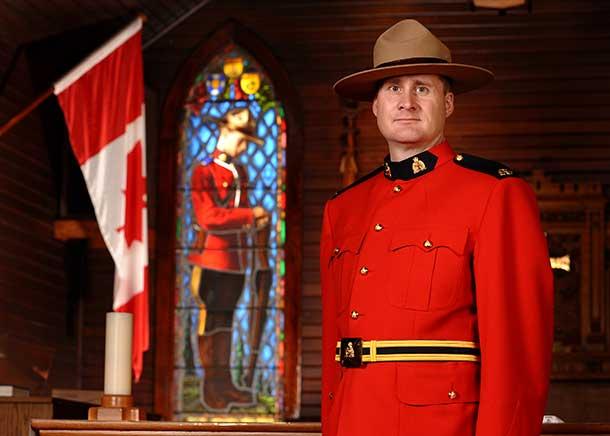 RCMP Constable Wynn