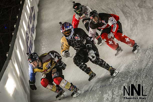 Red Bull Crashed Ice 2015 Getts going on January 18th in Hastings Minnesota