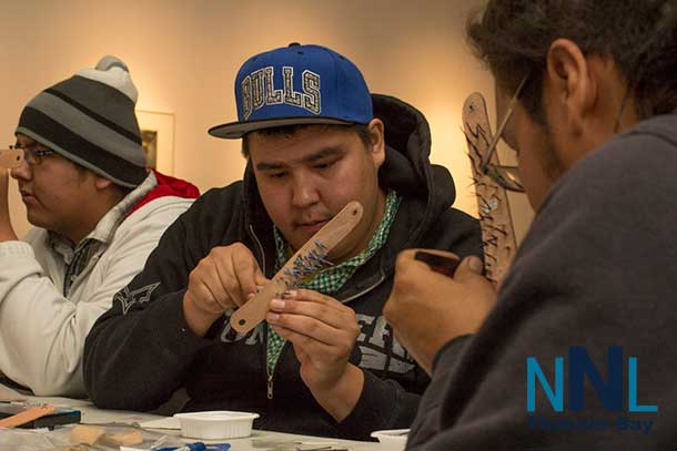 Neechee Studio offers workshops and opportunities for youth