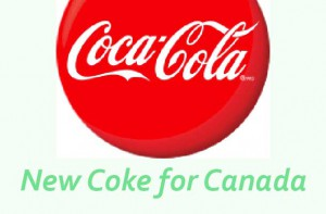 Canada is about to get a new formulation for Coke