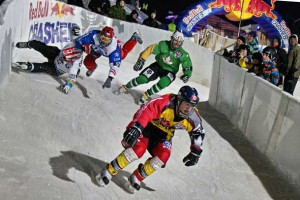 Red Bull Crashed Ice Tour hits Europe with Helsinki event