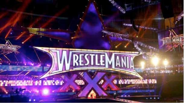 Madison Square Garden Wrestlemania