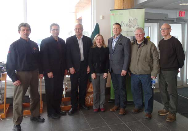 Fednor Announcement in Kenora