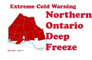 Extreme Cold Warnings