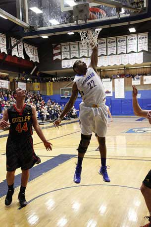 Lakehead Thunderwolves Keep going in playoffs