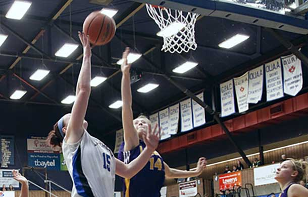 Lakehead Thunderwolves Basketball