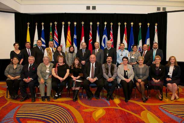 Dr. K. Kellie Leitch, Minister of Labour and Minister of Status of Women, and Bernard Valcourt, Minister of Aboriginal Affairs and Northern Development, met today with provincial and territorial partners, as well as Aboriginal families and leaders.