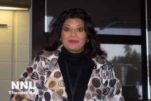 Keynote Speaker Merelle Rodrigo