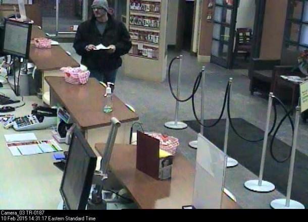 Thunder Bay Police Seek Bank Robbery Suspect 2