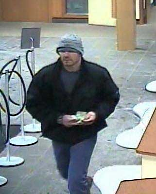 Bank Robbery Suspect - 4