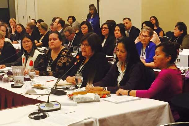 National Roundtable in Ottawa has brought together people to share and plan how to prevent more missing and murdered women