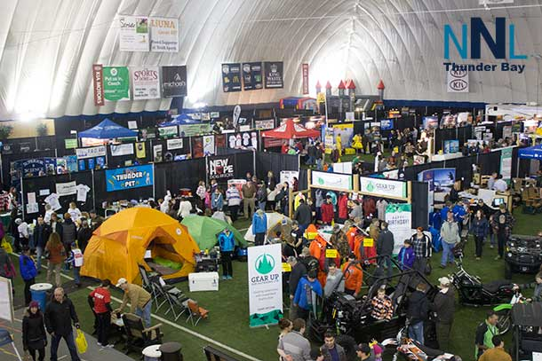 Central Canada Outdoor Show wraps up at the Sports Dome today