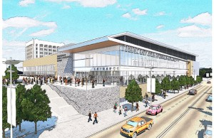 Proposed Event and Convention Centre in Thunder Bay