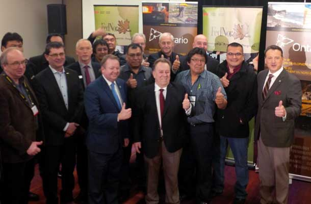 Delivering mining jobs for Northwestern Ontario