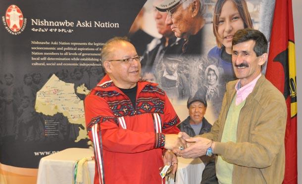 NAN welcomes Human Rights leader