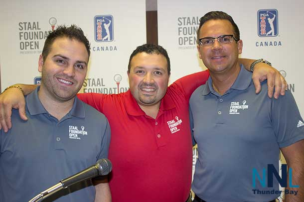 The work of hosting and planning the 2015 PGA TOUR Canada Staal Foundation Open, presented by Tbaytel is ongoing