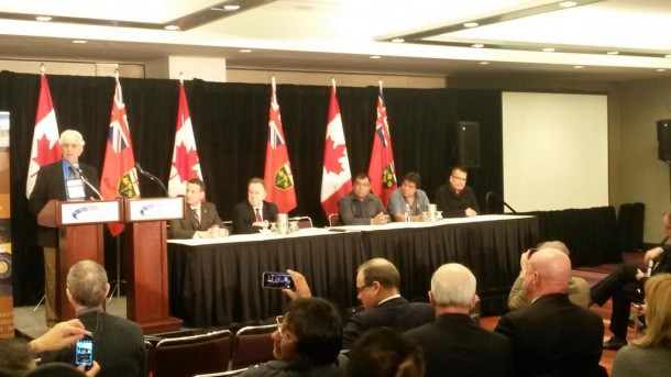 Ring of Fire Announcement at PDAC - March 1 2015