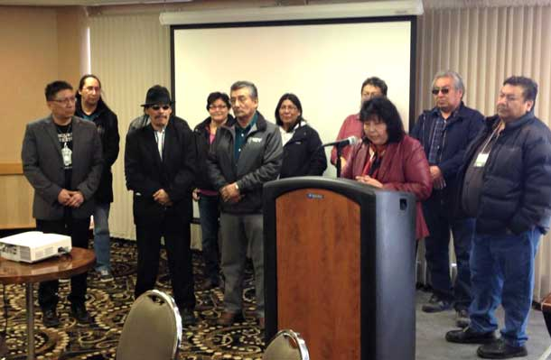 Twenty First Nations have now signed on to the Wataynikaneyap Power Transmission Project