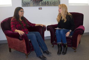 Dina Morrone sits down with Alice Ombash an actor in The Moose on the Loose