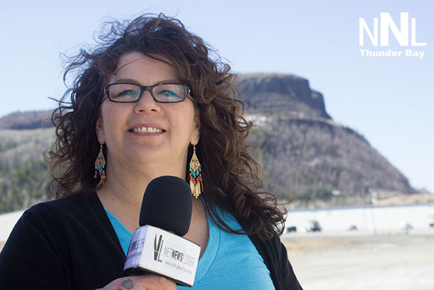 Michele Solomon is one of two new members on Fort William First Nation Band Council