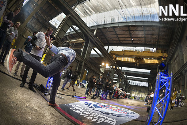 Red Bull Paper Wings 2015 Netherlands - Amsterdam