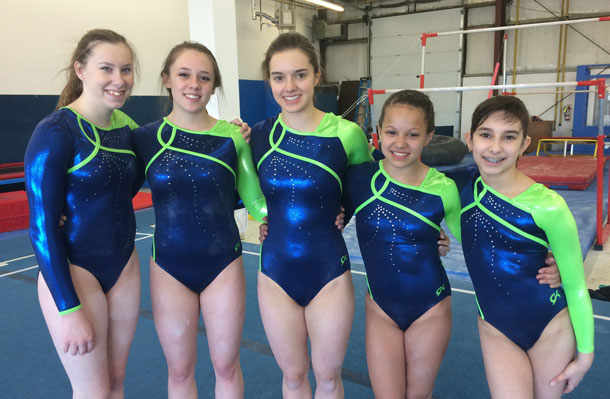 Ultimate Gymnastics Set To Conquer Ontario Championships