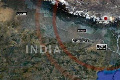 7.8 Earthquake hits Nepal