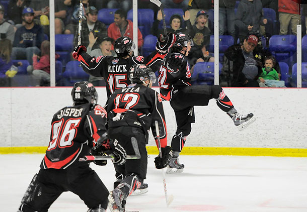 Photo credit: Amy Deroche/OJHL Images