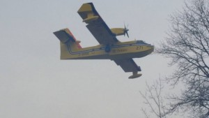 Fire-fighting on Fort William First Nation