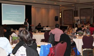 Cancer care professionals from across Northwestern Ontario gathered on May 7th and 8th at the Valhalla Inn for the annual Community Oncology Professional Education (COPE) Workshop. This year the focus was on enhancing emotional intelligence