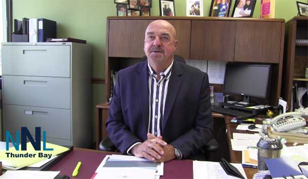 Mayor Keith Hobbs says that Thunder Bay is making Progress in fighting crime