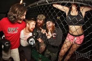 Tapout Album Release at Black Pirate's Pub