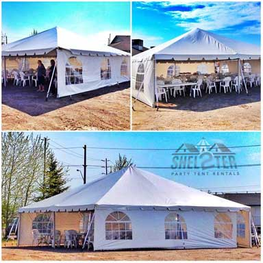 2 Shelteru0027s frame-style tents (as opposed to post-style) allow for  sc 1 st  NetNewsLedger & Entrepreneur Centre Success Story: 2 Shelter Tent Rentals