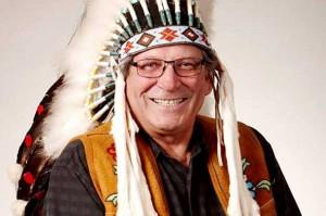 Chief Austin Bear, Muskoday First Nation