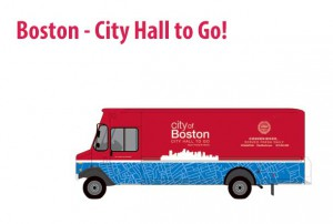"Boston offers ""City Hall to Go"""