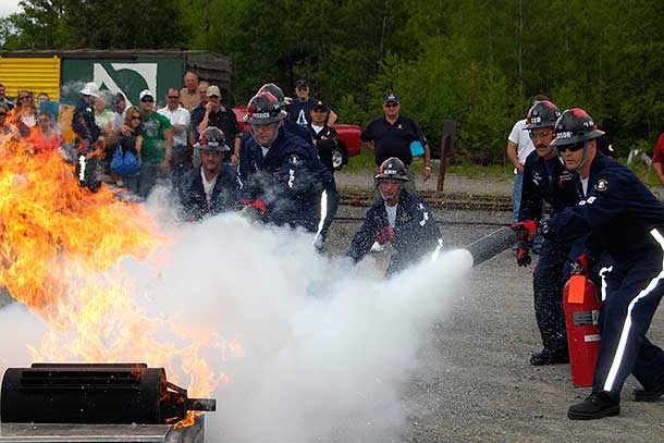 Fort William Gardens will have the top mine safety competitors on June 11th and 12th