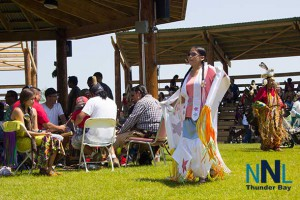 The theme of the weekend Pow Wow is Honouring the Women.