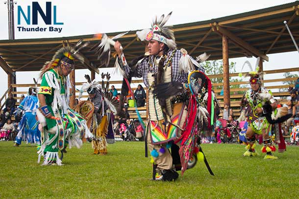 Men's Traditional at FWFN Pow Wow