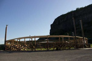New Pow Wow Grounds at Fort William First Nation