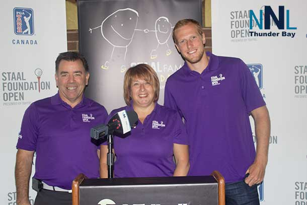 Scott Smith, Jareed Staal, and Sue Sue Prodaniuk share the latest from the Staal Foundation Open.